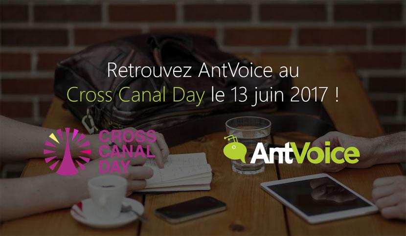 AntVoice Blog - Retrouvez Antvoice au Cross Canal Day 2017