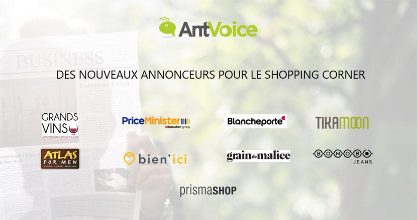 AntVoice Blog - Un départ fracassant pour notre offre d'acquisition publicitaire