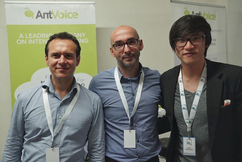 AntVoice Blog - AntVoice présente à l'édition 2017 de l'Estivale Cap Horn Invest