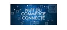 AntVoice - Logo : Nuit du Commerce Connecté 2016