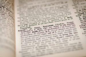 Image d'un livre à l'occasion des nouvelles définitions sur le petit glossaire d'AntVoice !