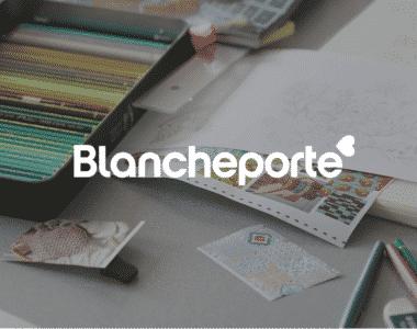 Cas client avec Blancheporte – Secteur Maison