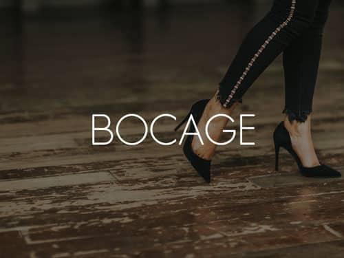 Logo de Bocage, référence AntVoice